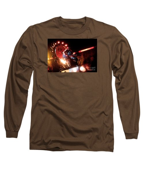 Dave Grohl - Foo Fighters Long Sleeve T-Shirt