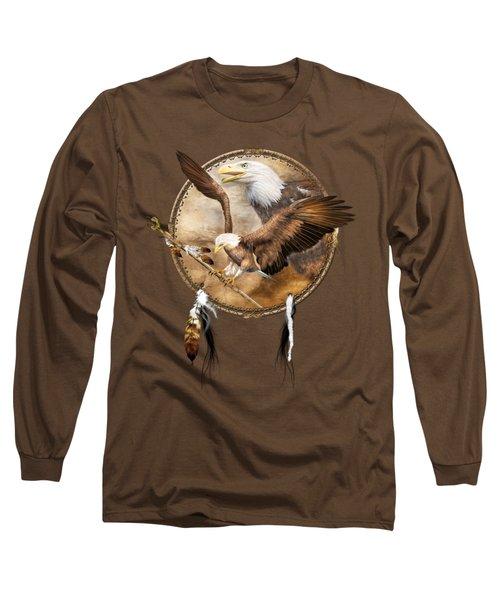 Dream Catcher - Spirit Eagle 2 Long Sleeve T-Shirt