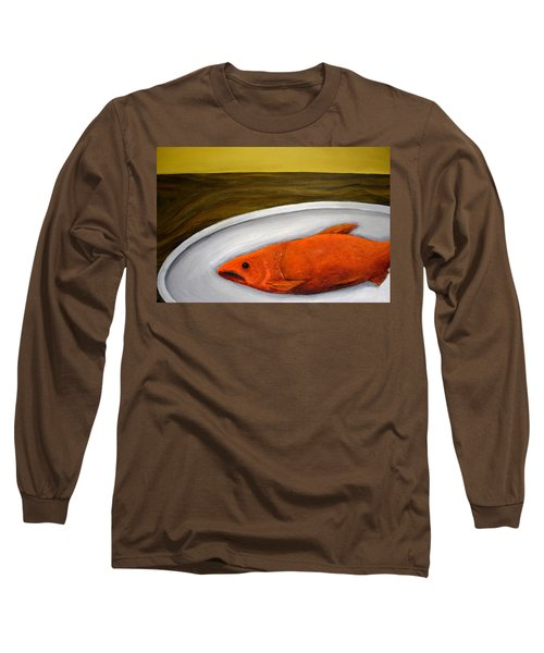 Fishy Fish Ll Long Sleeve T-Shirt