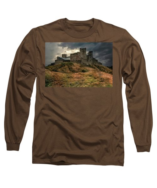 Long Sleeve T-Shirt featuring the photograph Forgotten Castle by Jaroslaw Blaminsky