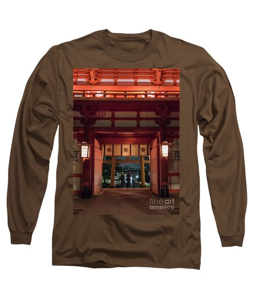 Fushimi Inari Taisha, Kyoto Japan Long Sleeve T-Shirt