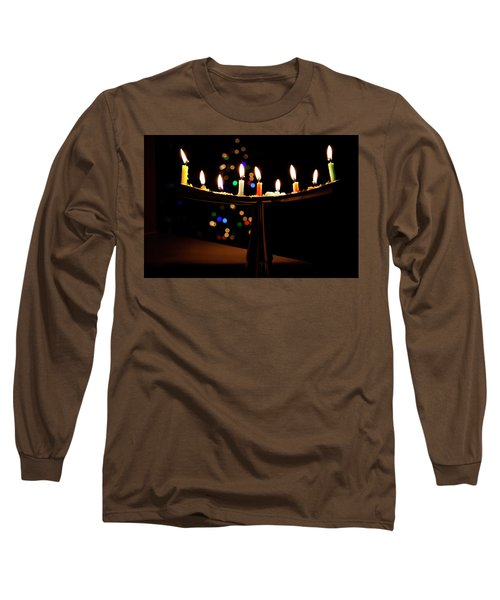 Long Sleeve T-Shirt featuring the photograph Happy Holidays by Susan Stone