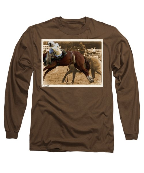 Helluva Rodeo-the Ride 6 Long Sleeve T-Shirt
