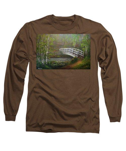 Hideaway Long Sleeve T-Shirt