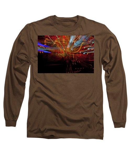 Magic Color Long Sleeve T-Shirt