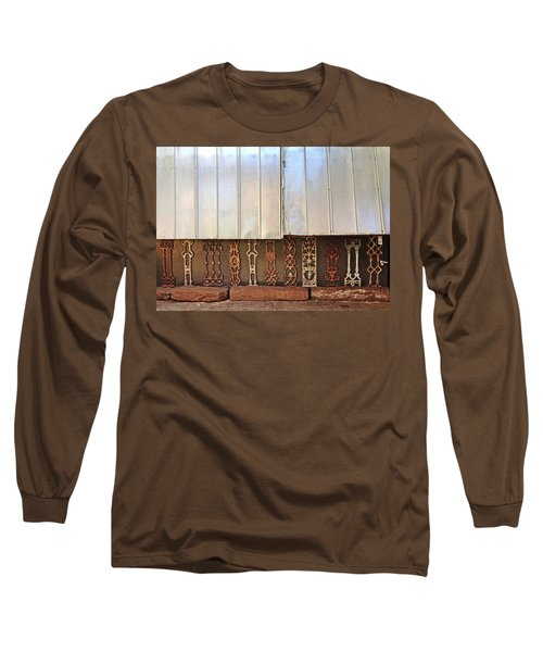 Metal And Ironwork  Long Sleeve T-Shirt