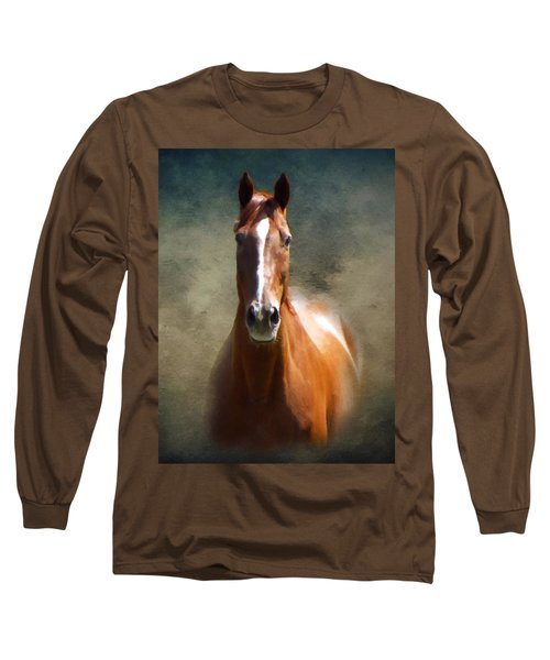 Misty In The Moonlight P D P Long Sleeve T-Shirt