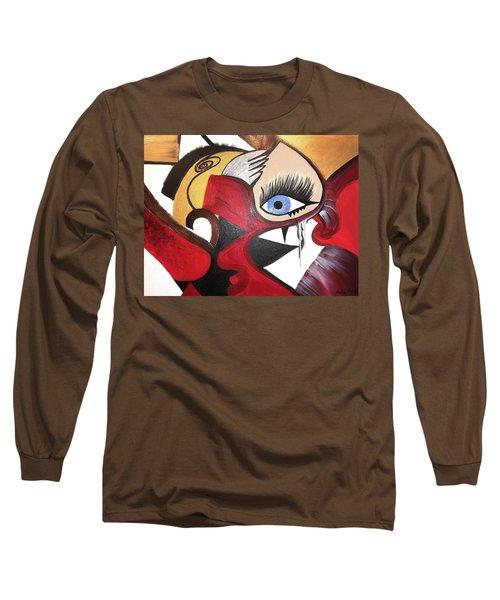 Motley Eye 2 Long Sleeve T-Shirt