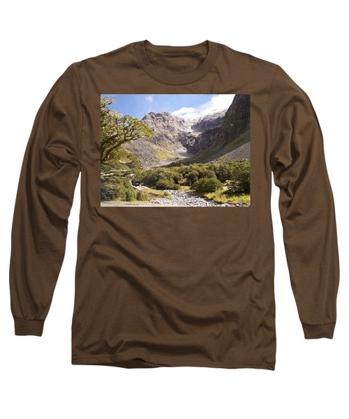 New Zealand Landscape Long Sleeve T-Shirt