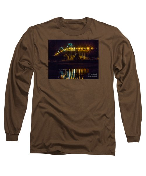 Night Reflections Long Sleeve T-Shirt