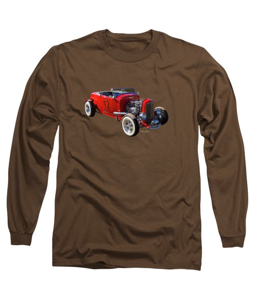 Number 32 Long Sleeve T-Shirt