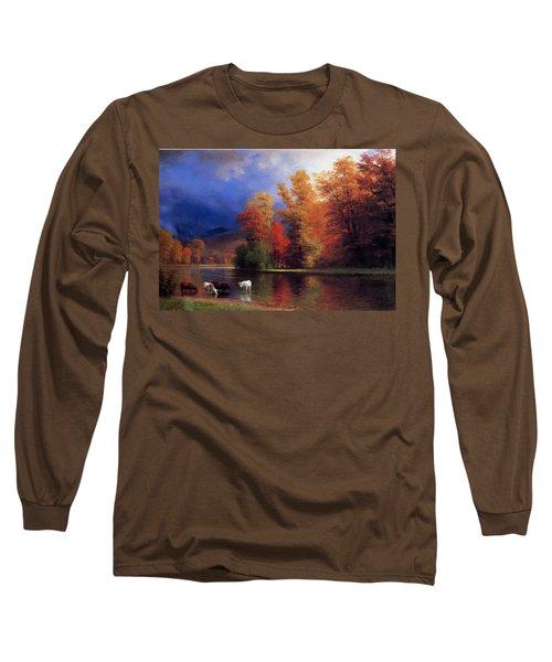 On The Saco Long Sleeve T-Shirt