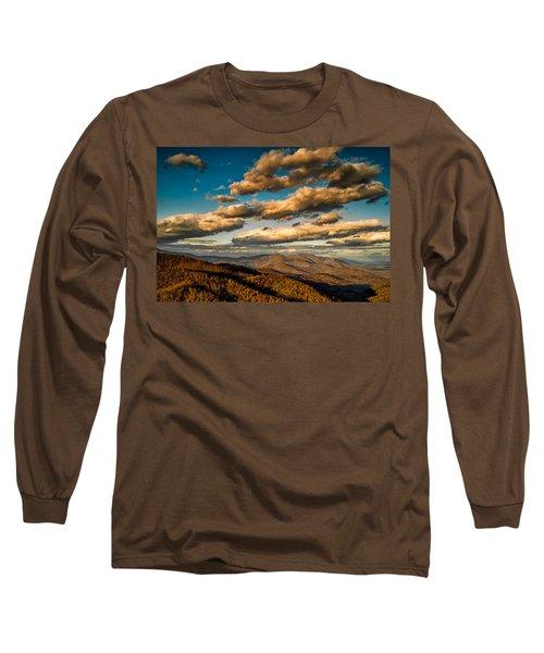 Reaching For The Light Long Sleeve T-Shirt