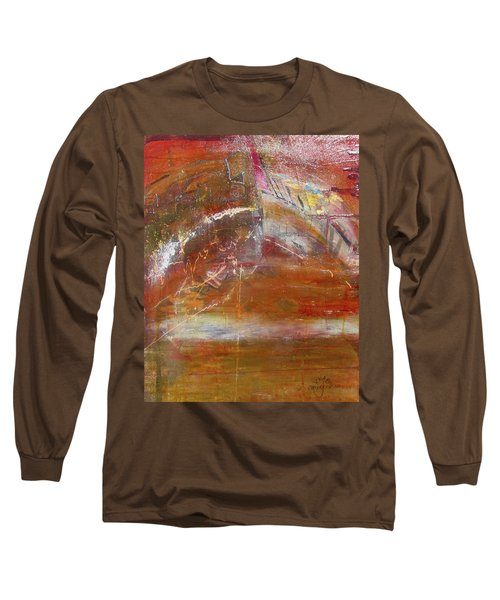 Rusty Rainbow Long Sleeve T-Shirt
