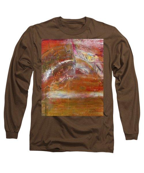 Rusty Rainbow Long Sleeve T-Shirt