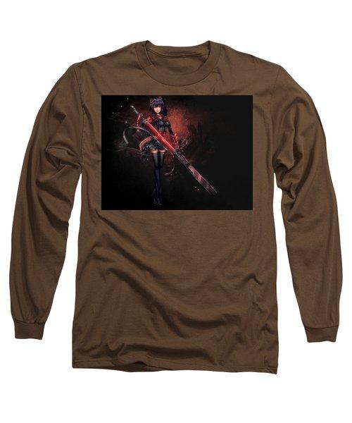 Rwby Long Sleeve T-Shirt