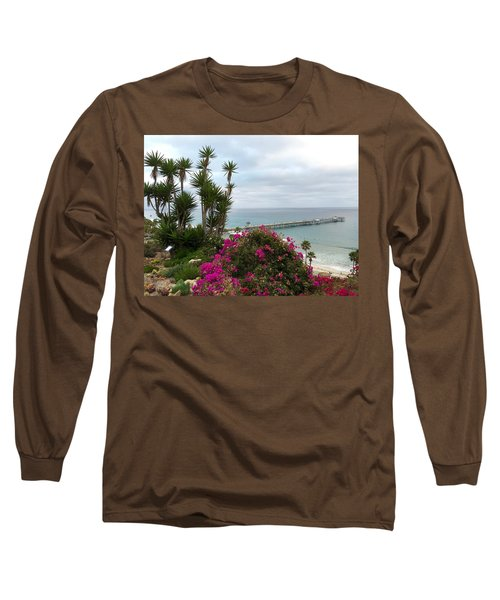 San Clemente Pier Long Sleeve T-Shirt