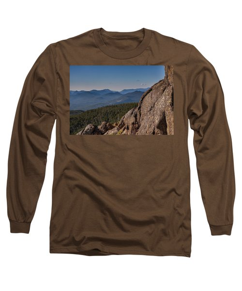 Sandwich Range From Mount Chocorua Long Sleeve T-Shirt