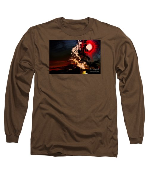 Sechelt Tree Long Sleeve T-Shirt