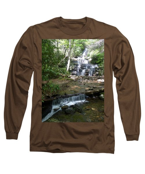 Set Rock Creek Falls Long Sleeve T-Shirt