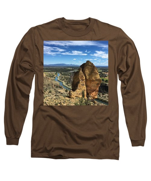 Smith Rocks Long Sleeve T-Shirt