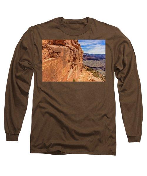 South Kaibab Trail Long Sleeve T-Shirt