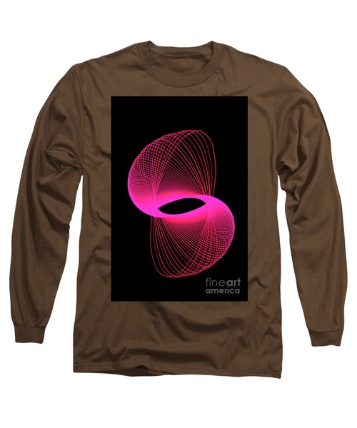 Spirograph Spiral 07 Long Sleeve T-Shirt
