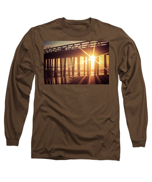 Long Sleeve T-Shirt featuring the photograph Star by Lora Lee Chapman
