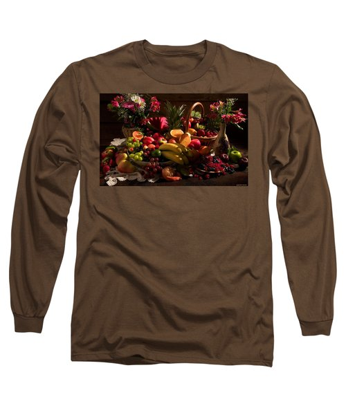 Still Life Long Sleeve T-Shirt
