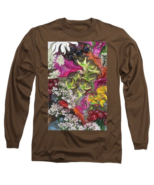 Summer Still Life Long Sleeve T-Shirt