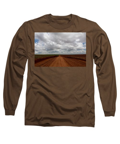 Texas Red Road Long Sleeve T-Shirt