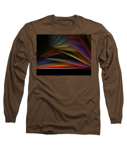 The End Of A Beautiful Day Long Sleeve T-Shirt