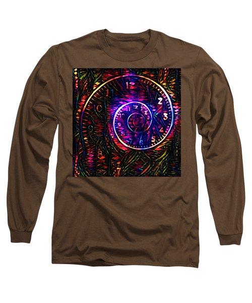 Time Spiral Long Sleeve T-Shirt