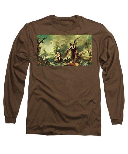 Tobias Fishing Long Sleeve T-Shirt