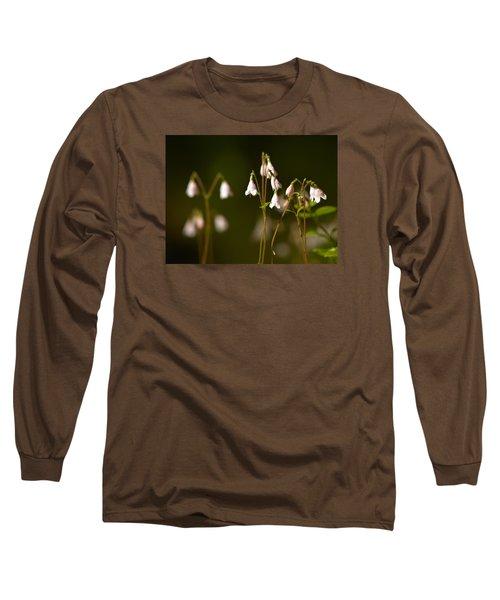 Twinflower Long Sleeve T-Shirt by Jouko Lehto