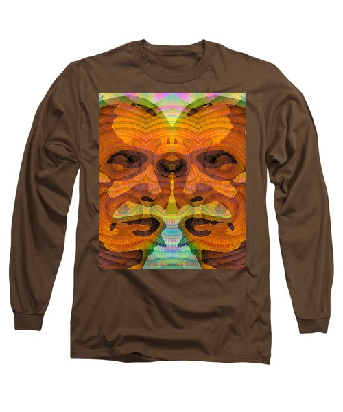 Two-faced Long Sleeve T-Shirt