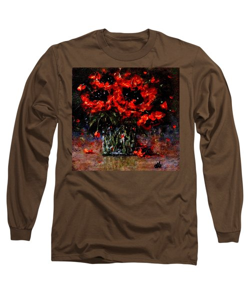 Whispers Of Love  Long Sleeve T-Shirt by Cristina Mihailescu