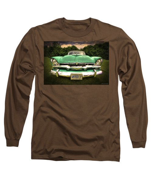 Wicked One Long Sleeve T-Shirt by Jerry Golab