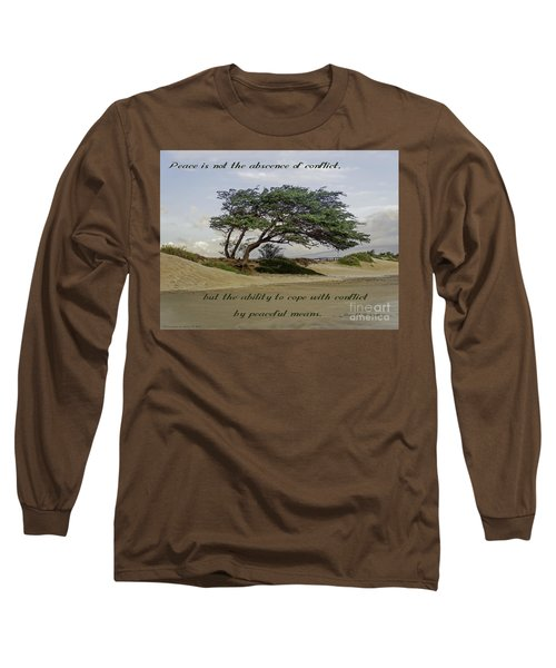 Windy Lean Long Sleeve T-Shirt