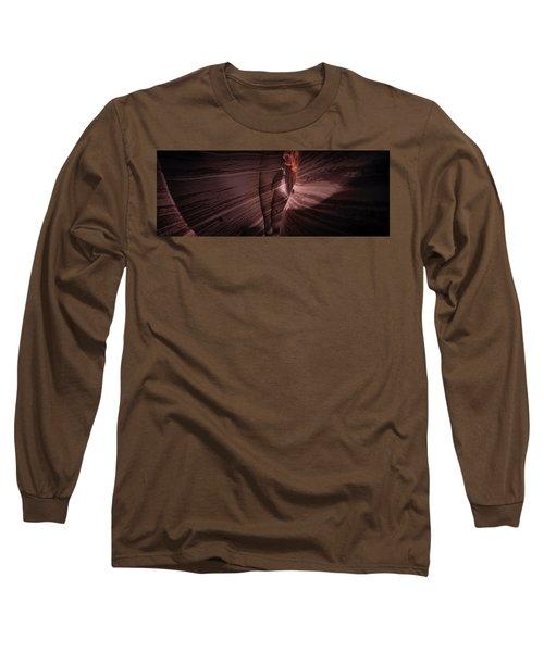 Zebra Canyon Long Sleeve T-Shirt