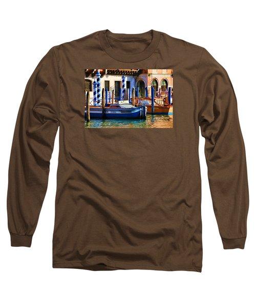 Venice - Untitled Long Sleeve T-Shirt