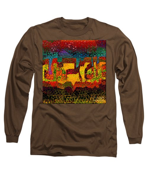 1732 Abstract Thought Long Sleeve T-Shirt