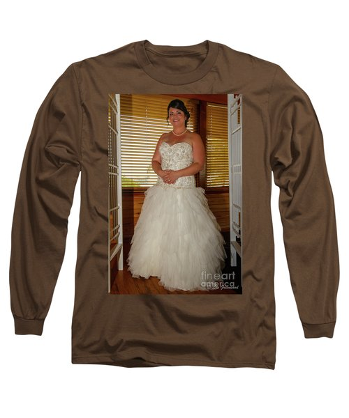 Faulkner Wedding Long Sleeve T-Shirt