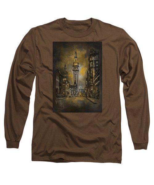 1910y Madison Avenue Ny. Long Sleeve T-Shirt
