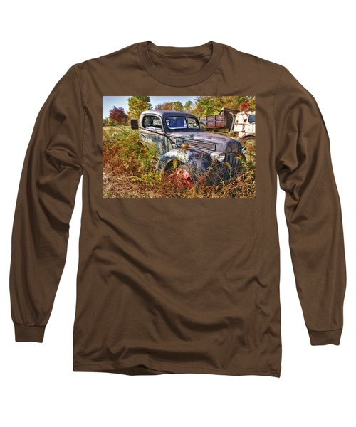1941 Ford Truck Long Sleeve T-Shirt