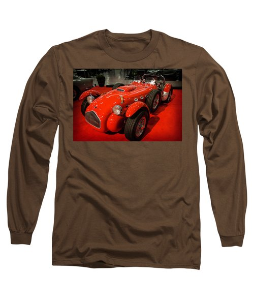 1953 Allard J2x Long Sleeve T-Shirt