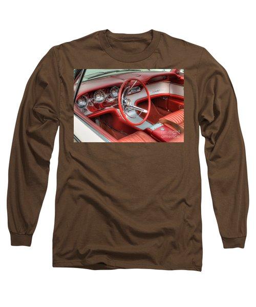 1962 Thunderbird Dash Long Sleeve T-Shirt
