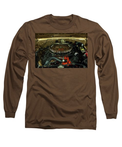 1967 Plymouth Belvedere Gtx 426 Hemi Motor Long Sleeve T-Shirt