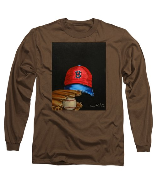 1975 Red Sox Long Sleeve T-Shirt