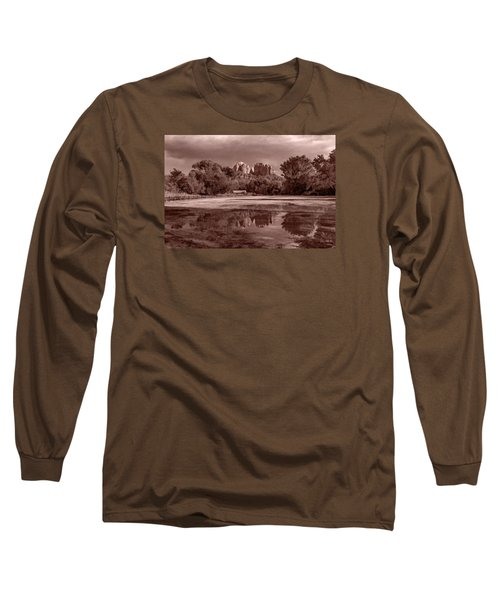 A Light In Darkness Long Sleeve T-Shirt